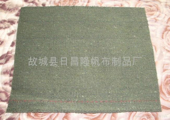 滌棉防雨帆布 5