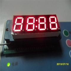 0.39英吋四位led數碼管