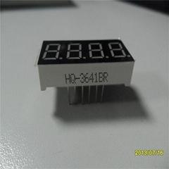 0.36英吋四位led數碼管