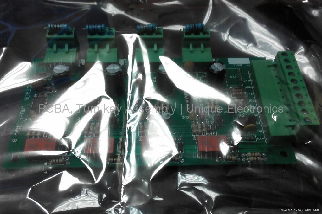 OEM PCBA, prototype PCBA, mass production of PCBA at Unique, 175417 5