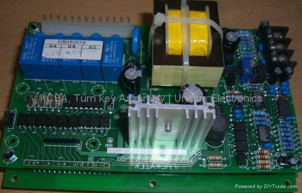 Prototype PCB Assembly, Service Provider Unique in China ZY-401-1 2