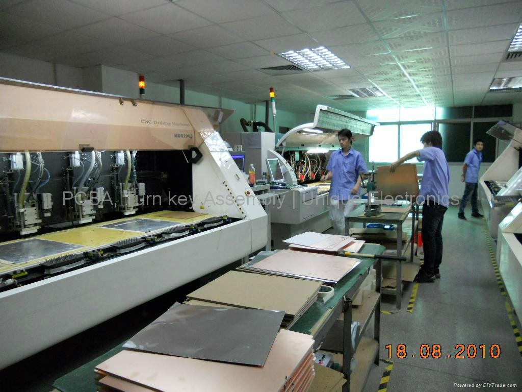 Prototype PCB Assembly, Service Provider Unique in China ZY-401-1 5