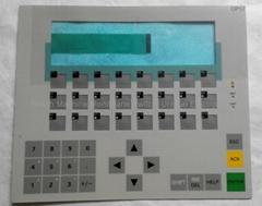 Bosch Macchina Tastiera a membrana con Metal Domes VTMS000054