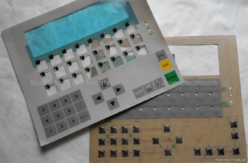 Bosch Macchina Tastiera a membrana con Metal Domes VTMS000054 5