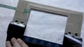Embossed Tactile Membrane Switch with FR-4 Support Panel    BG97 4