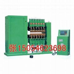 銅管冷凝器焊接