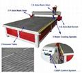 cnc wood milling machine router QS1325