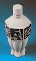 湖南醴陵陶瓷酒瓶陶瓷制品