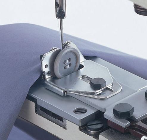单线环缝钉扣机(带防止脱线切换装置) 5