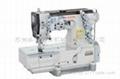 偏平缝绷缝机・双线环缝缝纫机