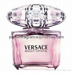 Authentic Women Perfume Versace Bright Crystal Eau De Toilette Spray