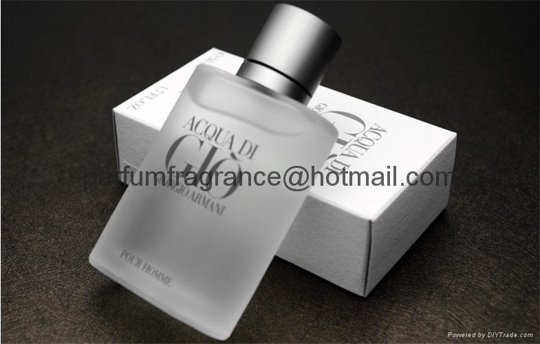 Original Brand Perfumes Men Fragrances Armani Gio Men's Cologne  4