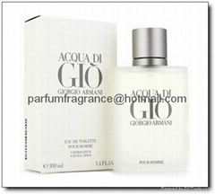Original Brand Perfumes Men Fragrances Armani Gio Men's Cologne