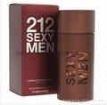 Designer Men's Perfume 212 Sexy Men