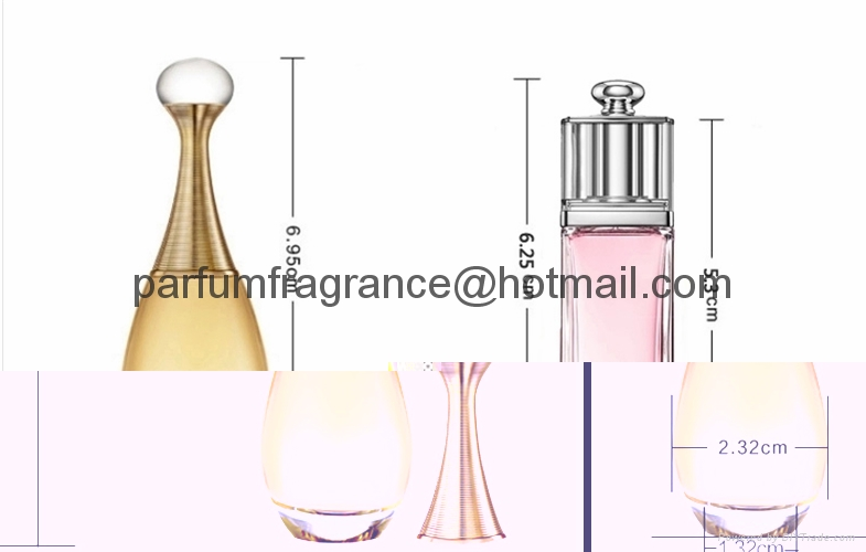 Original Franch Mini Branded Perfume Gift Sets For Women 5ml With Sparyer 11