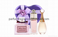 Original Franch Mini Branded Perfume Gift Sets For Women 5ml With Sparyer