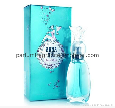 New Arrival Anna Sui Women Perfumes/ Female Fragrance With Nice Glass Bottle 6
