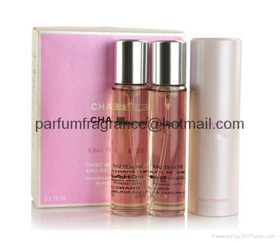Designer Brand Perfume 20ml Mini Perfume Gift Sets Women Fragrance