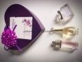 Original Franch Mini Branded Perfume Gift Sets For Women 5ml With Sparyer 12