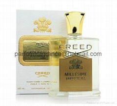 Brand Men Perfume Creed  Imperial Millesime Male Cologne 120ML