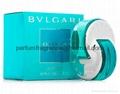Lastest New Perfume Bvlgari Paraiba Women Perfumes Green Color 65ML EDT Spray