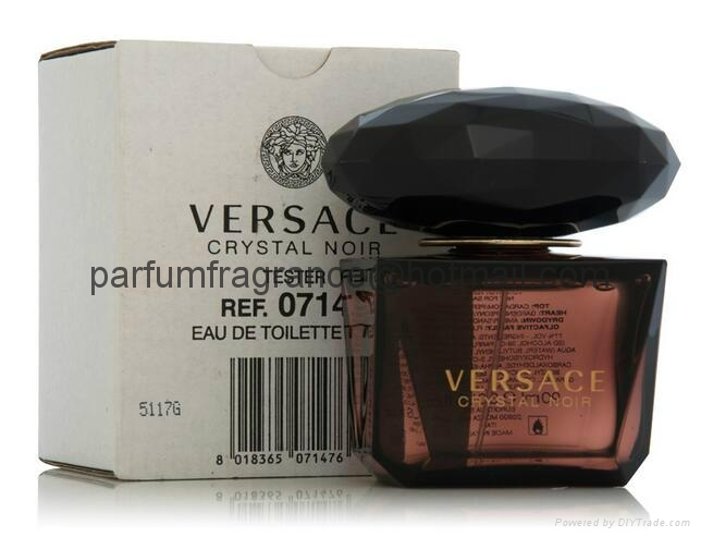 Versace Bright Crystal Women Perfume/Crystal Perfume Glass Bottle EDT Fragrance  17