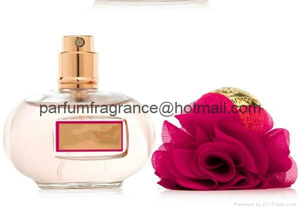 Franch Women Perfume Lady Perfumes EDT Fragrance With Flower Glass Bottle  4