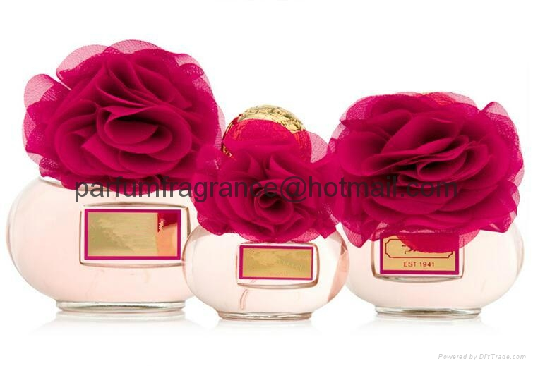 Franch Women Perfume Lady Perfumes EDT Fragrance With Flower Glass Bottle  1