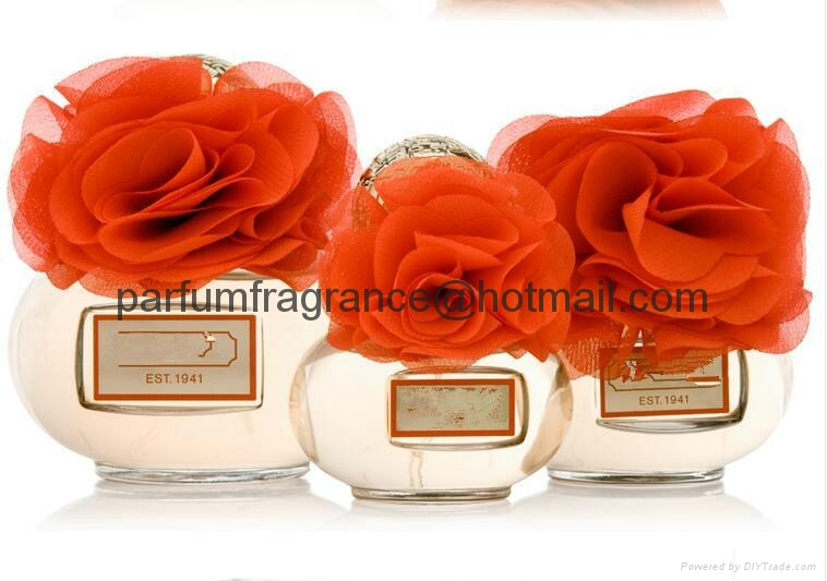 Franch Women Perfume Lady Perfumes EDT Fragrance With Flower Glass Bottle  9
