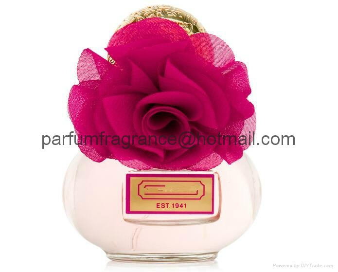 Franch Women Perfume Lady Perfumes EDT Fragrance With Flower Glass Bottle  3