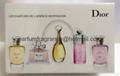 Women Perfume Gift Sets For Her 5*bottles 5ml , Women Parfums Fragrance 5