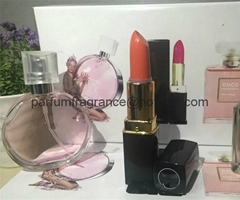 Chance / Coco 15ml Womens Miniature Perfume Gift Sets With Lipstick 3.5g