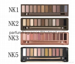 Wholesale Cosmetics NAKED Eyeshadow Palette With Makeup Brushes