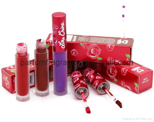 Lime Crime Ve  et  Matte Lip Gloss Lipstick 2