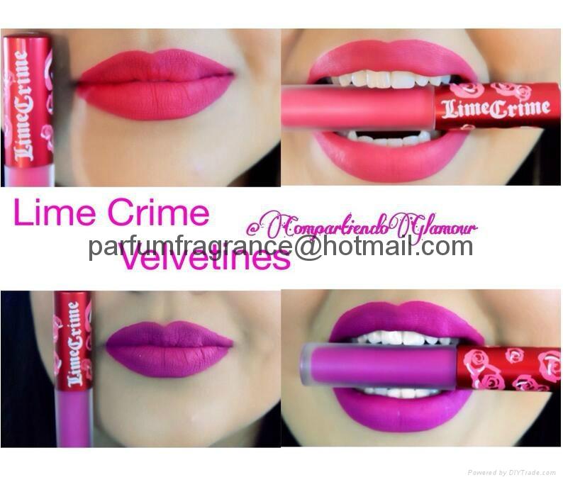 Lime Crime Ve  et  Matte Lip Gloss Lipstick 11