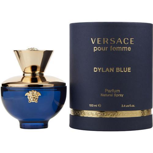 Brand Perfume Of Versace Pour Femme DYLAN BLUE Eau De Parfum