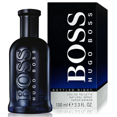 Hugo Boss Men's Perfume Male Cologne Boss Bottled Perfume 5