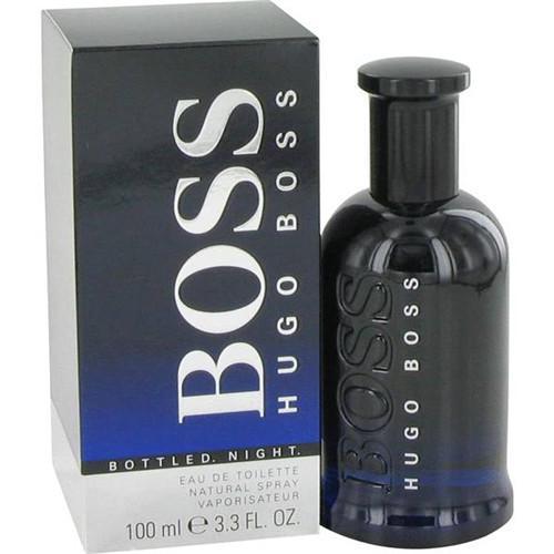 Hugo Boss Men's Perfume Male Cologne Boss Bottled Perfume 7