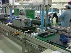 電腦主機生產線