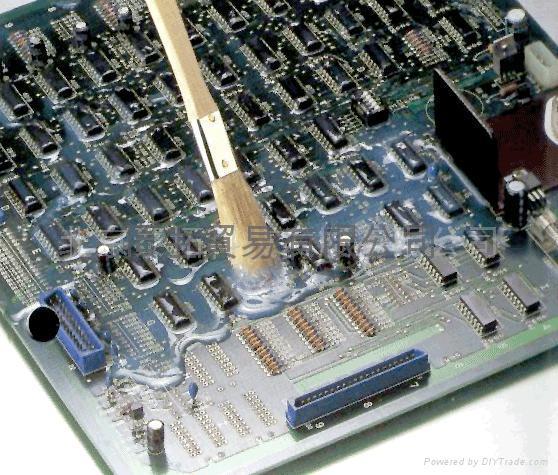LED-PC主板用防水絕緣保護膠 1