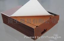 LED導熱矽膠片