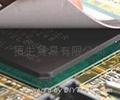 CPU芯片等离子平板液晶显显示屏PDP用导热片 1
