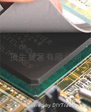 超高導熱率矽膠片