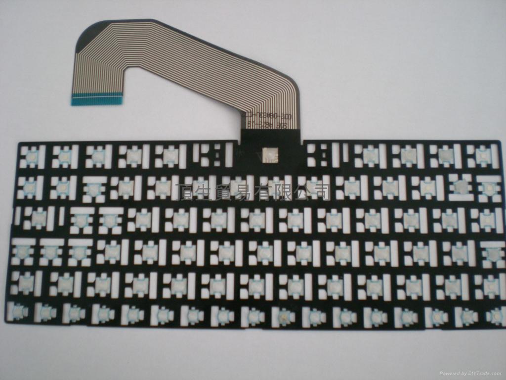 NB键盘M+R制程3~5分钟速硬化型专用胶水 4