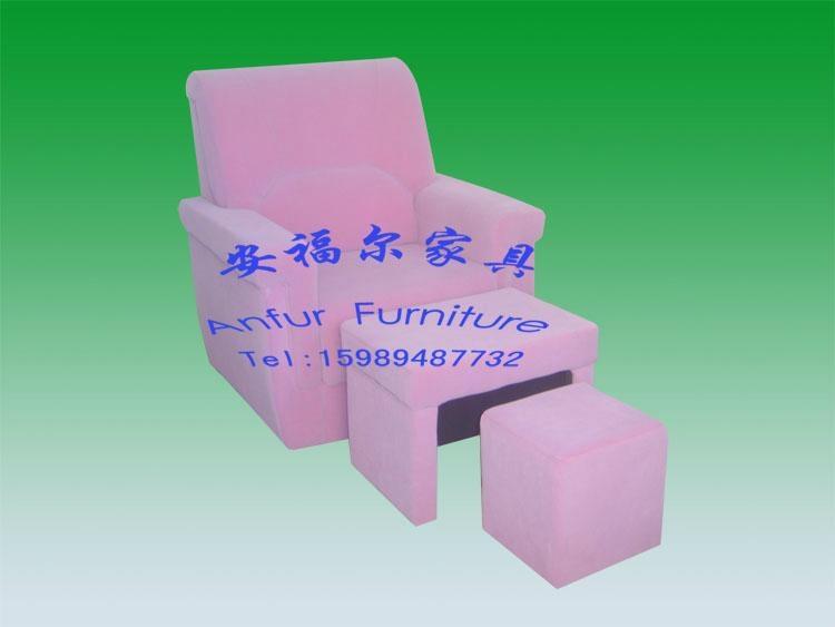 深圳安福尔足浴沙发 足疗沙发 美甲沙发 电动沙发 1