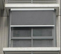姜堰防風捲簾窗