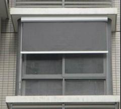 姜堰防风卷帘窗