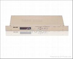 数字电视全频道捷变型解调器