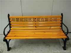 上海公园椅
