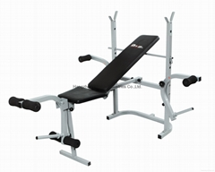 Weight Bench Workout Bench W281